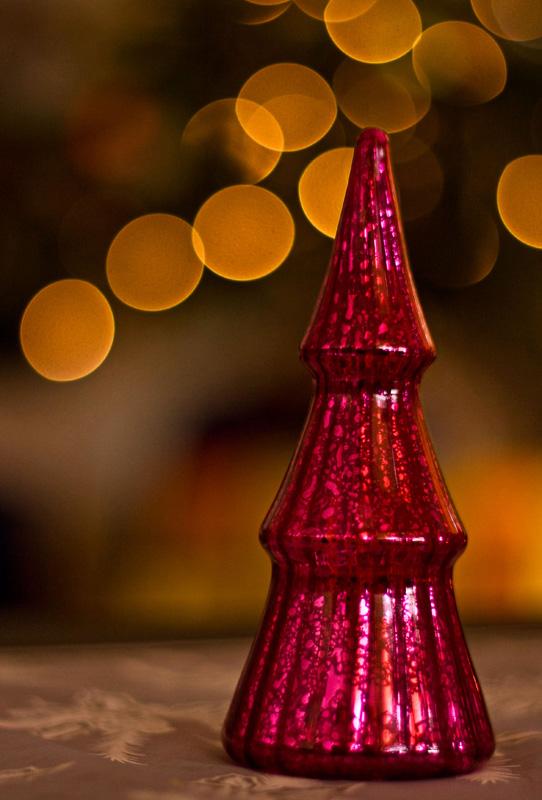 Christmas Bokeh / #1